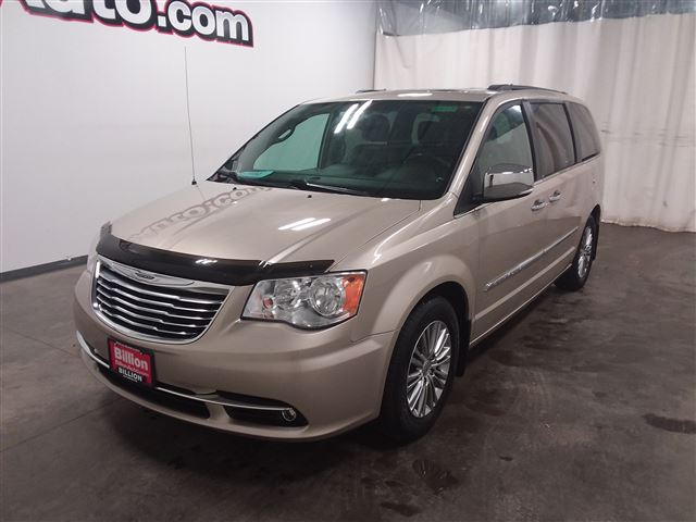 Used 2013 Chrysler Town and Country Touring-L Van