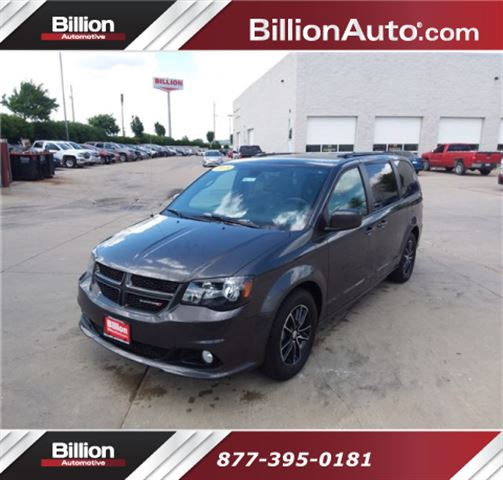 Toyota Dealer Sioux Falls: Used 2018 Dodge Grand Caravan For Sale In Sioux Falls, SD