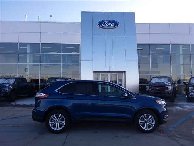 New 2020 Ford Edge SEL