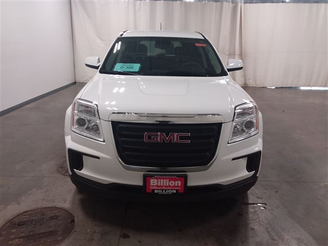 New 2017 GMC Terrain SLE Crossover