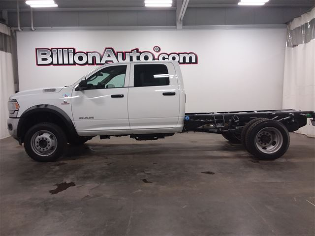 2020 Ram 5500 Chassis Cab