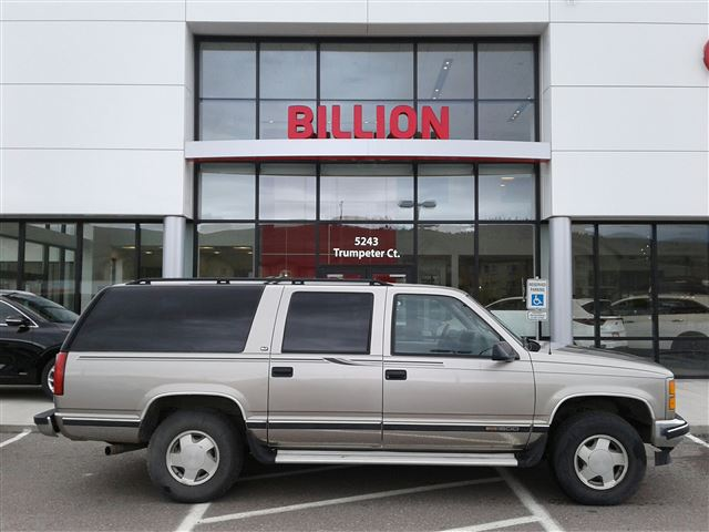 Used 1999 Gmc Suburban For Sale In Missoula Mt Billion Auto