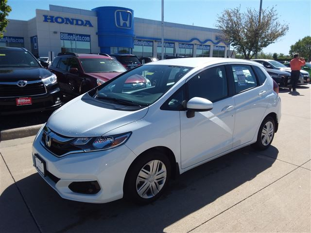 New 2018 Honda Fit LX Car