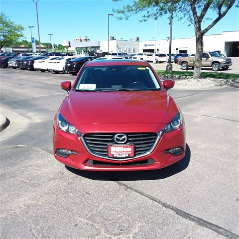 New 2018 Mazda Mazda3 4-Door Touring Car