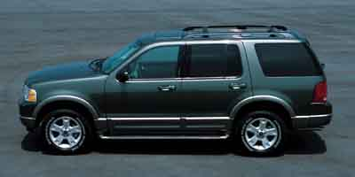 Used 2004 Ford Explorer Eddie Bauer SUV