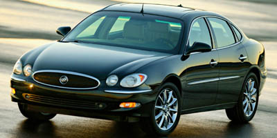 Used 2005 Buick LaCrosse CX Car