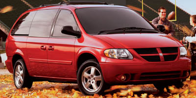 Used 2005 Dodge Caravan SXT Van