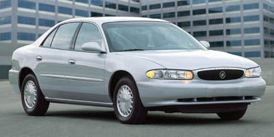 Used 2005 Buick Century Custom Car