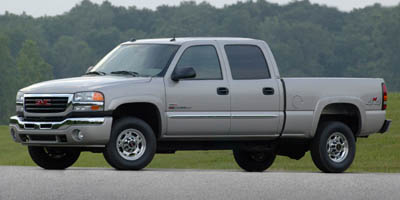 Used 2005 GMC Sierra 2500HD SLT Truck
