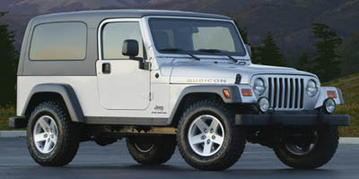 Used 2005 Jeep Wrangler Unlimited SUV
