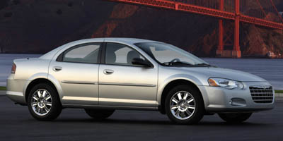 Used 2004 Chrysler Sebring Limited Car