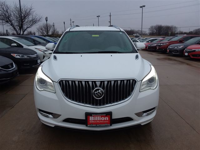 new 2017 buick enclave for sale in iowa city ia billion auto. Black Bedroom Furniture Sets. Home Design Ideas