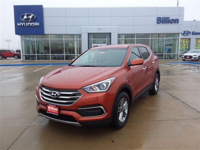 ... 2018 Hyundai Santa Fe Sport ...