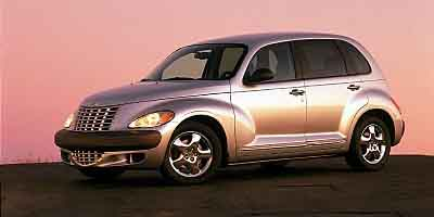 Used 2002 Chrysler PT Cruiser Limited Car
