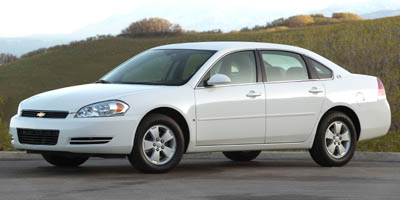 Used 2006 Chevrolet Impala LS Car