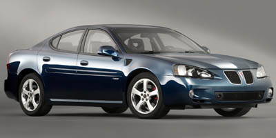 Used 2006 Pontiac Grand Prix   Car