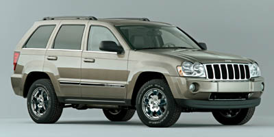 Used 2006 Jeep Grand Cherokee Laredo Crossover