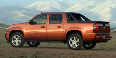 Used 2007 Chevrolet Avalanche LTZ