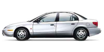 Used 2002 Saturn SL SL1  Car