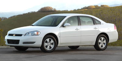 Used 2007 Chevrolet Impala 3.5L LT Car
