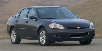 Used 2007 Chevrolet Impala LTZ Car