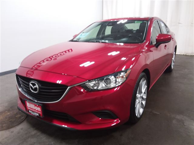 New 2017.5 Mazda Mazda6 Touring Car