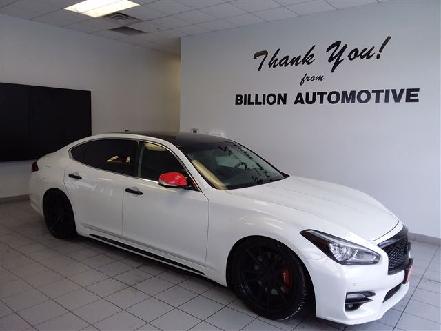 Used Cars Sioux City >> Used 2015 Infiniti Q70l