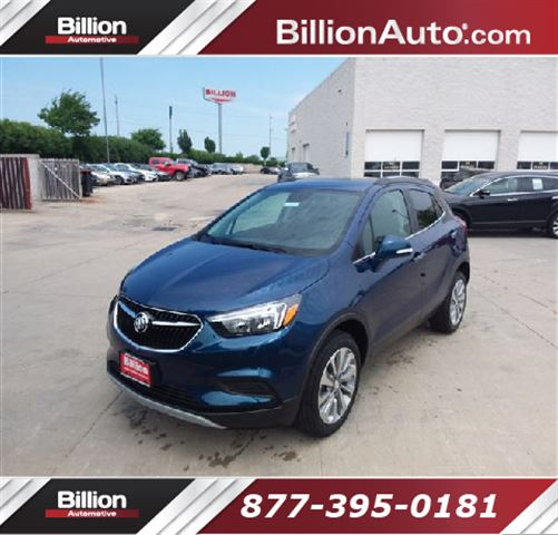 2019 Buick Encore: New 2019 Buick Encore For Sale In Clive, IA