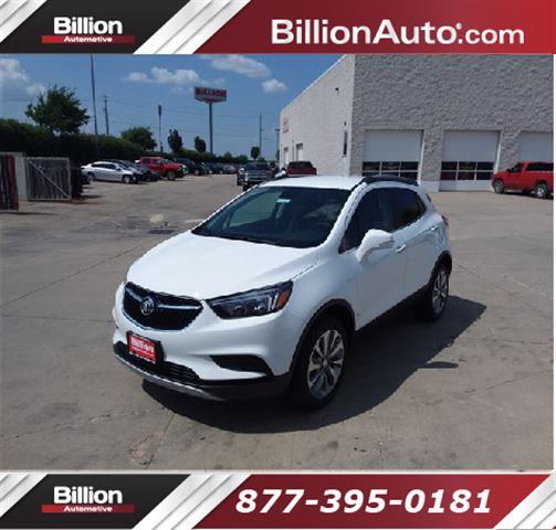 New 2019 Buick Encore For Sale In Sioux Falls, SD