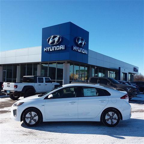 New 2020 Hyundai Ioniq For Sale In Sioux Falls Sd Billion Auto