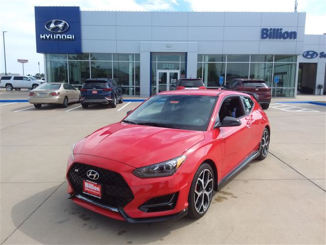New 2020 Hyundai Veloster N For Sale In Iowa City Ia