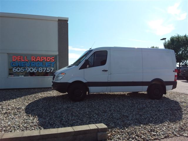2010 Mercedes-Benz Sprinter Cargo Vans