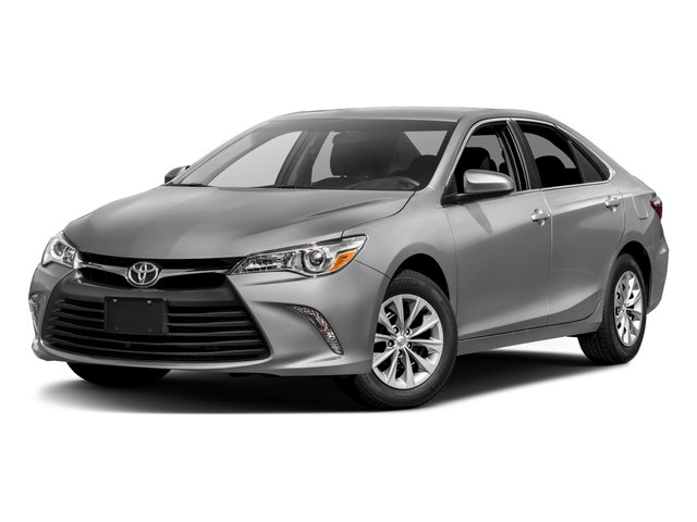 Used 2017 Toyota Camry XLE Car