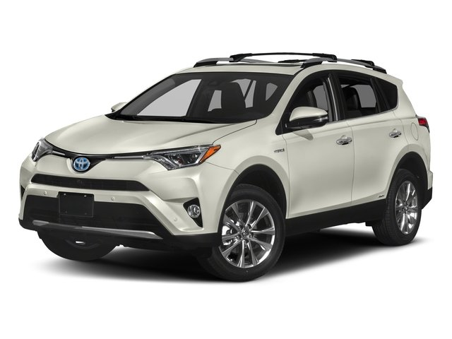 New 2018 Toyota RAV4 Hybrid Limited SUV