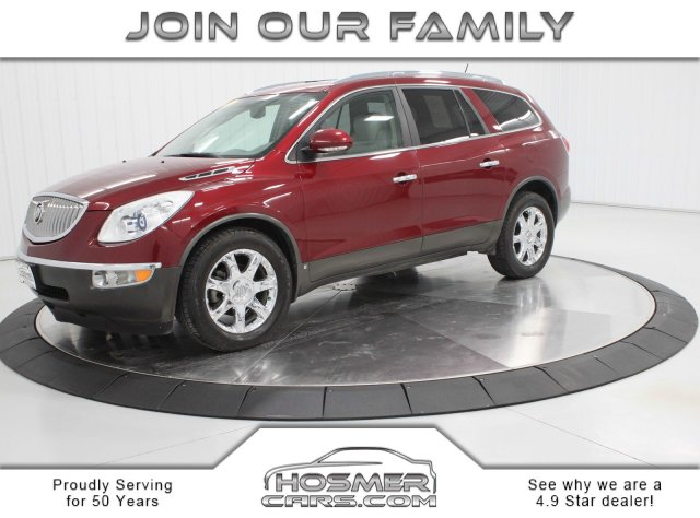 2010 Buick Enclave For Sale >> Used 2010 Buick Enclave For Sale In Mason City Ia Hosmer Auto