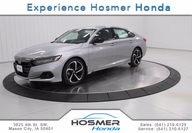New 2021 Honda Accord Sedan Sport