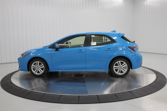 New 2019 Toyota Corolla Hatchback For Sale In Mason City Ia