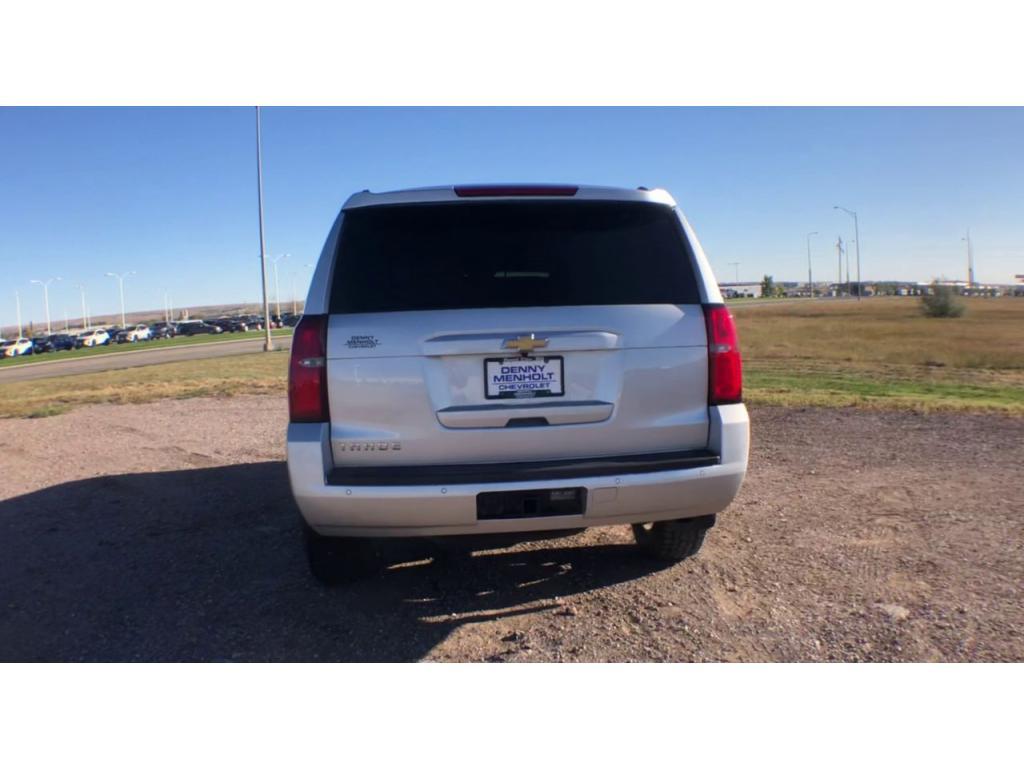 Denny Menholt Chevrolet >> Used 2016 Chevrolet Tahoe For Sale in Rapid City, SD ...