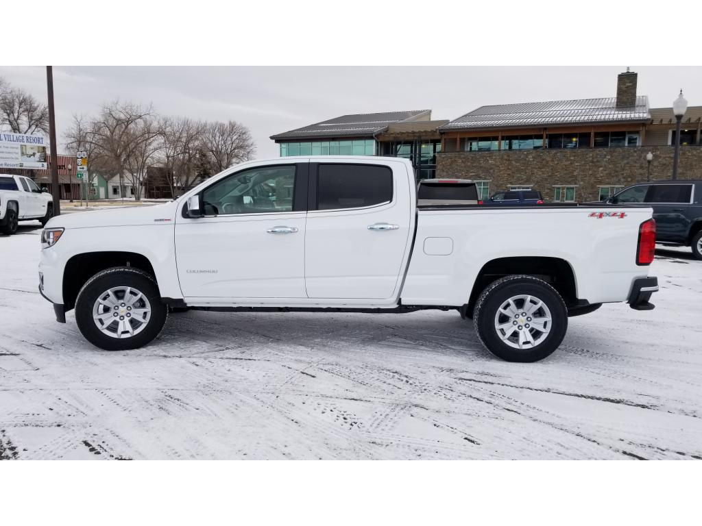 2019 Chevrolet Colorado