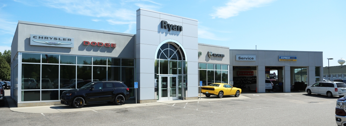 Ryan Auto Mall Chrysler Dodge Jeep Ram Buffalo