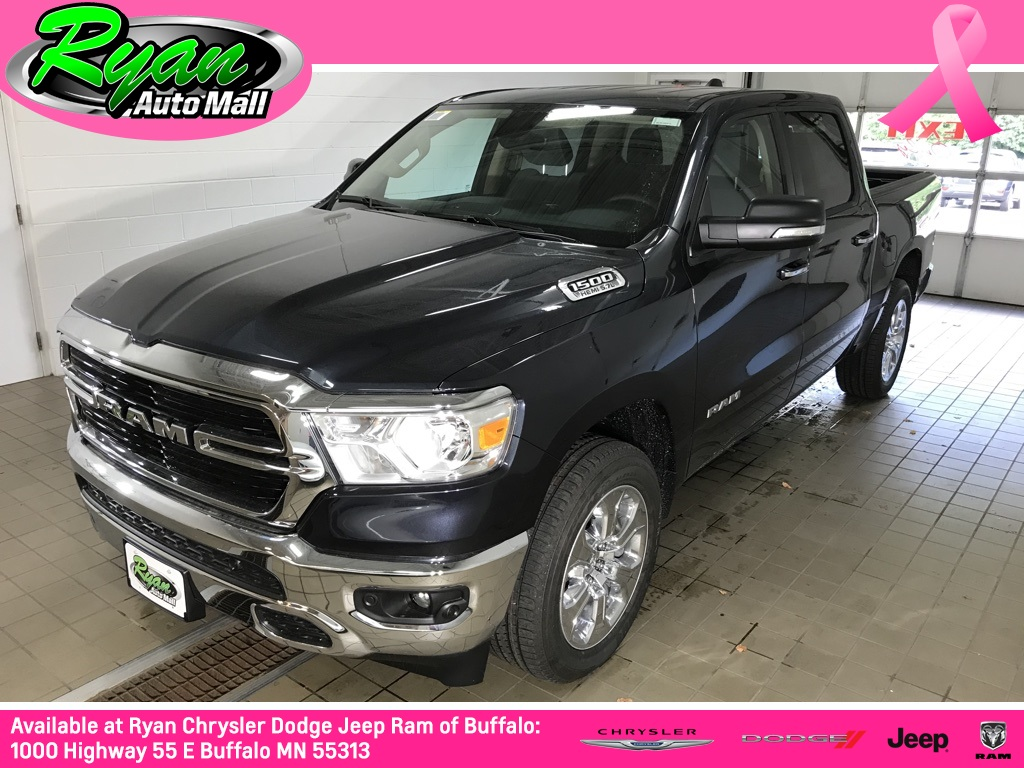 "New 2020 Ram 1500 Big Horn/Lone Star 5'7"" Box Crew Cab"