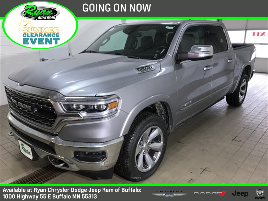 New 2020 Ram 1500 Limited Crew Cab