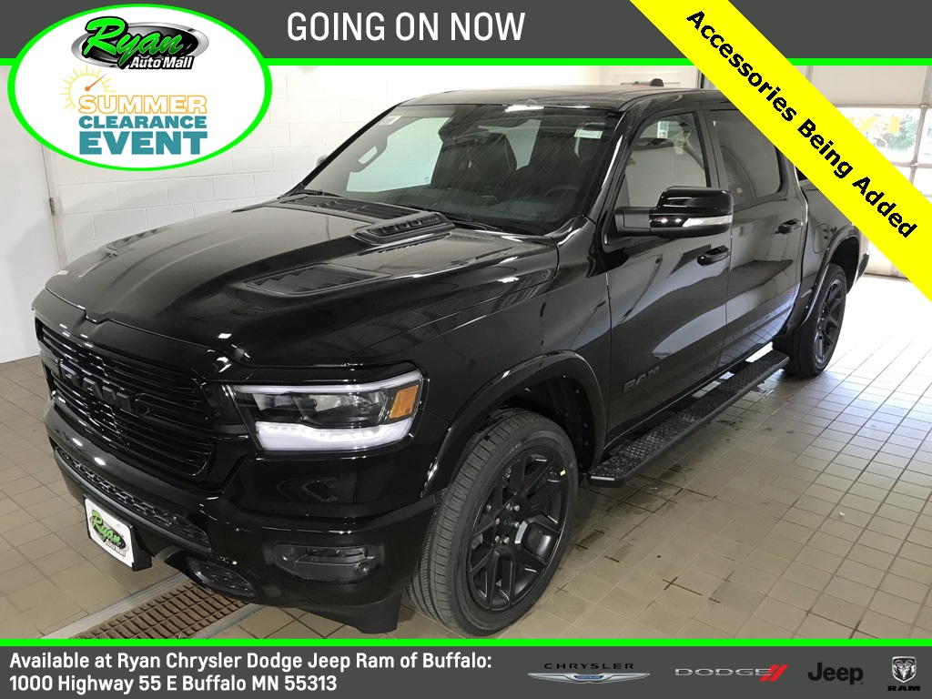 "New 2020 Ram 1500 Laramie 5'7"" Box Crew Cab"