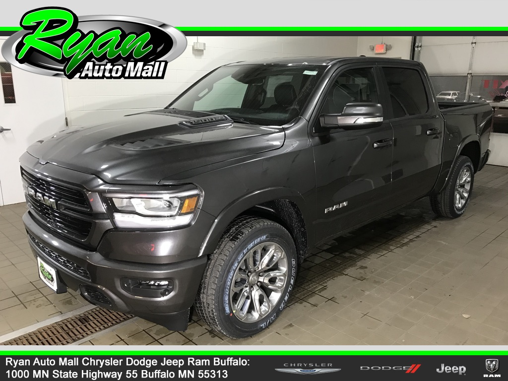 "New 2021 Ram 1500 Laramie 5'7"" Box Crew Cab"