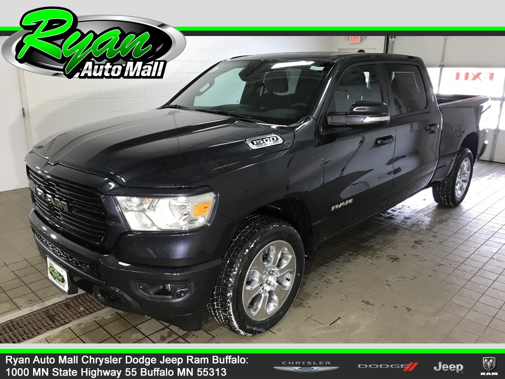 New 2021 Ram 1500 Big Horn/Lone Star Crew Cab