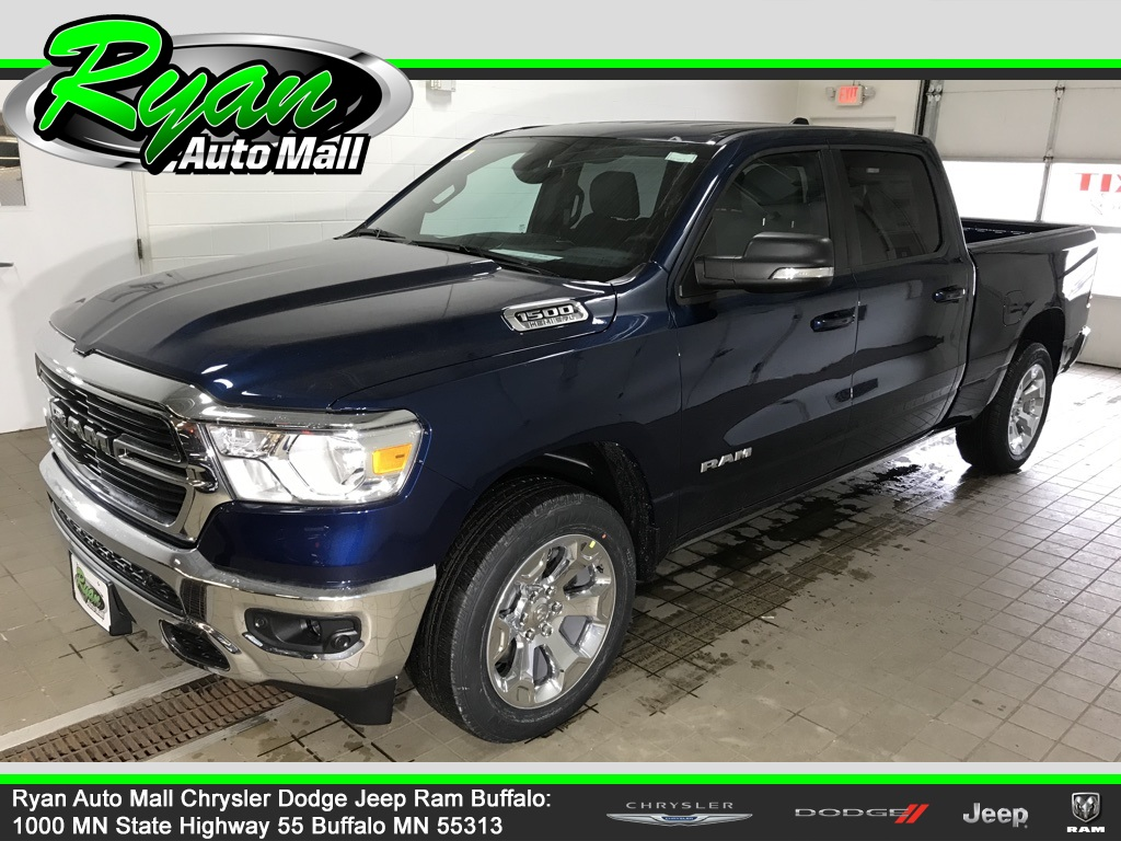 "New 2021 Ram 1500 Big Horn/Lone Star 6'4"" Box Crew Cab"