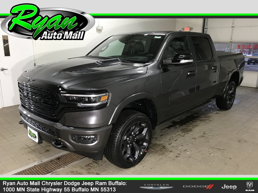 "New 2021 Ram 1500 Limited 6'4"" Box Crew Cab"