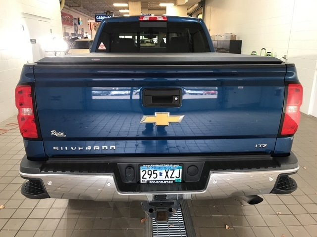 Used 2017 Chevrolet Silverado 2500 For Sale In Buffalo  Mn