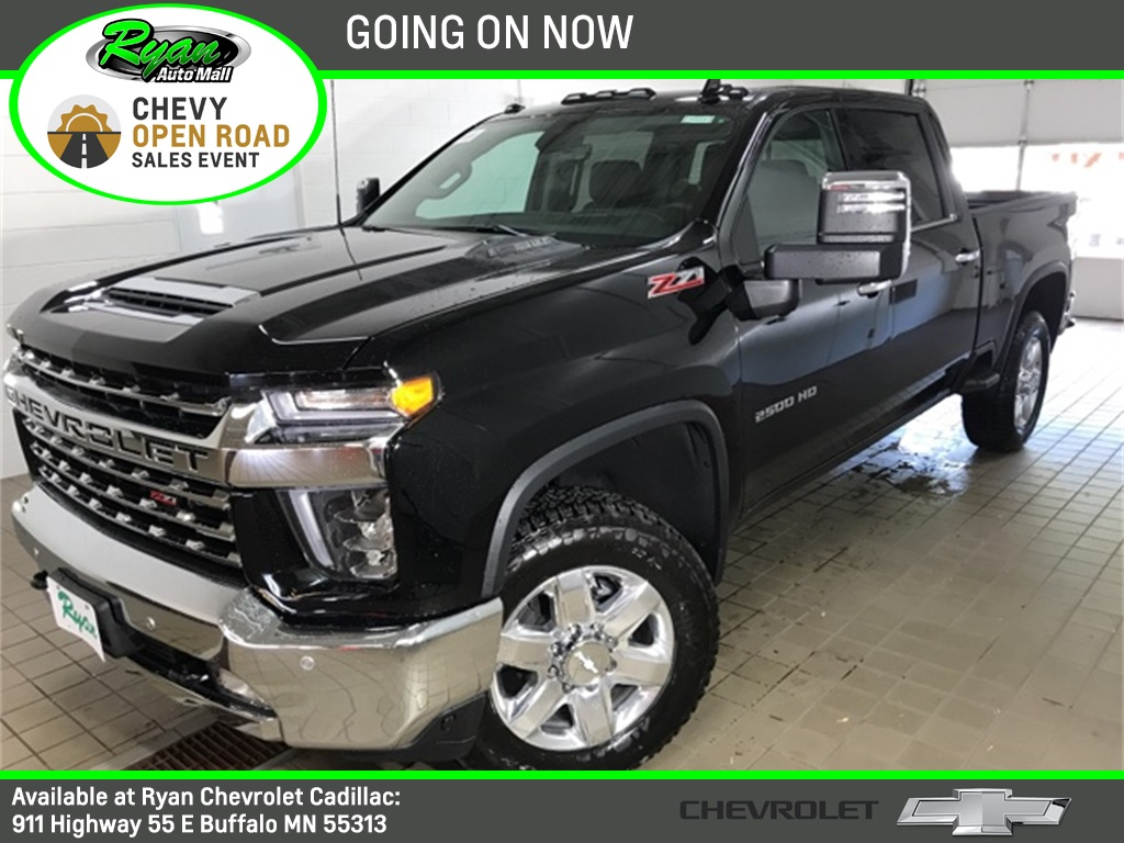 new 2020 Chevrolet Silverado 2500 For Sale in Buffalo, MN ...