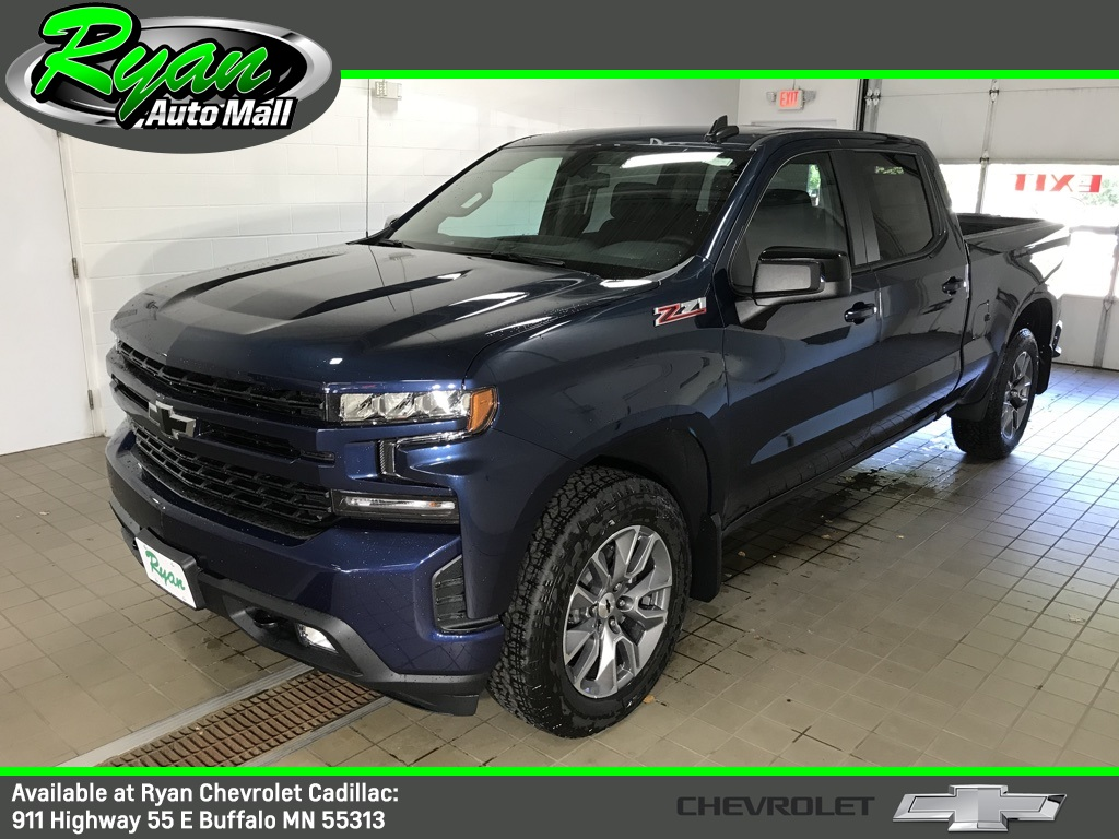 "New 2020 Chevrolet Silverado 1500 RST 6'6"" Box Crew Cab"